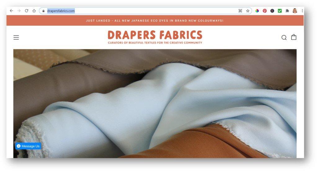 Drapers Fabrics