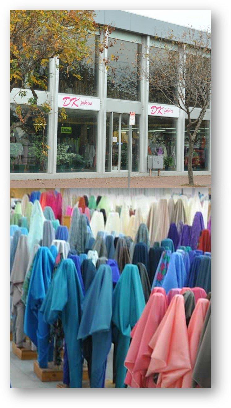 DK Fabrics Adelaide