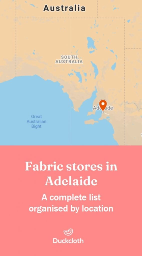 Fabric stores in Adelaide