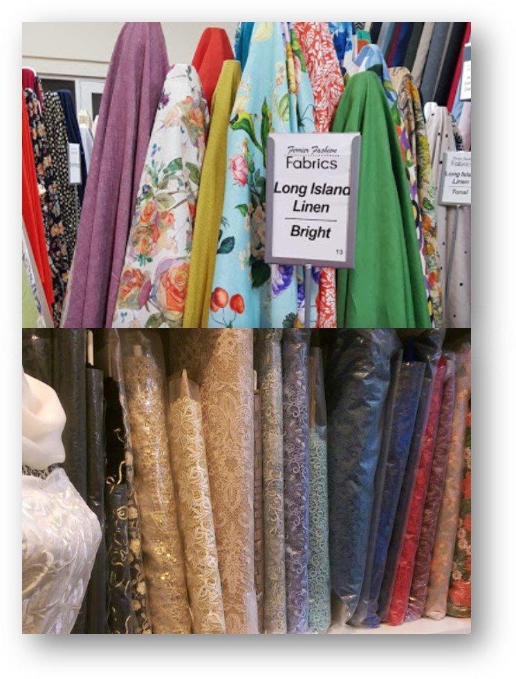 Ferrier Fashion Fabrics Adelaide