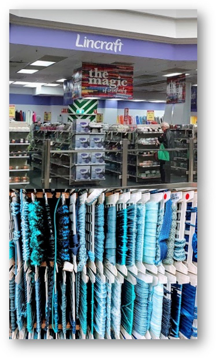 Lincraft Fabric Stores Adelaide City