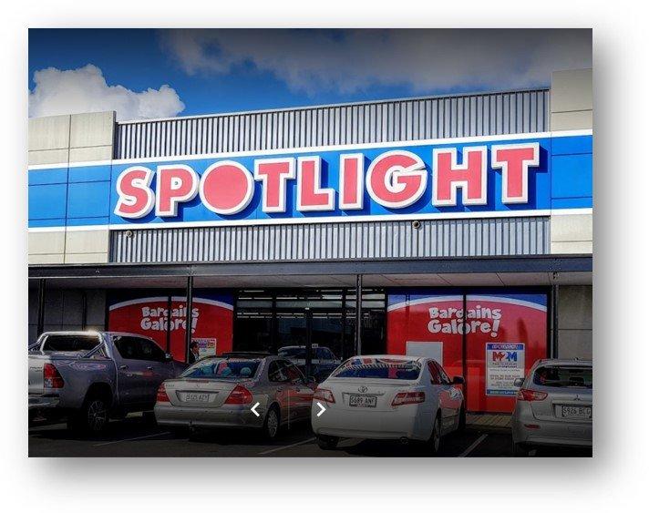Spotlight Gepps Cross