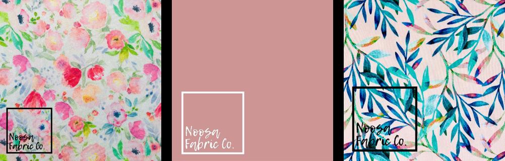 Laminated fabric Noosa Fabric Co